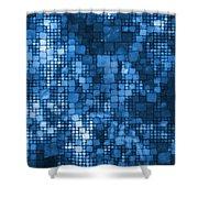 Multitude-04 Shower Curtain