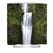 Multnoma Falls II Shower Curtain