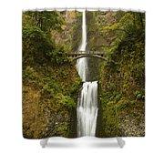 Multnomah Falls 2 A Shower Curtain