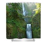 Multnomah Falls Shower Curtain
