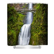 Multnomah Panorama Shower Curtain