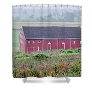 Mummasburg Road Farm 2706 Shower Curtain