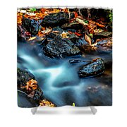 Munising Falls IIi Shower Curtain