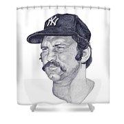 Munson Shower Curtain