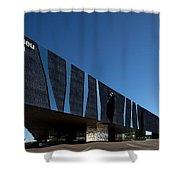 Museu Blau De Les Ciencies Naturals Shower Curtain