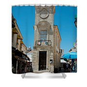 Museum Of Popular Arts, Musee Shower Curtain
