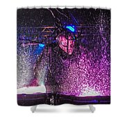 Mushroomhead He'd 2 Hed 2 At Backstage Live Shower Curtain