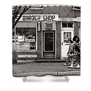 Music - Bag Piper - Somerville Nj -  The Scottsman Shower Curtain