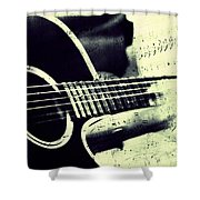 Music From The Heart II Shower Curtain