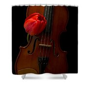 Music Lover Shower Curtain