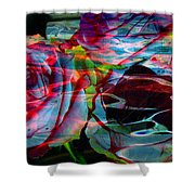 Music Of The Heart Shower Curtain