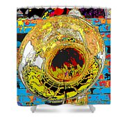 Music Out Of Metal Xiii Shower Curtain
