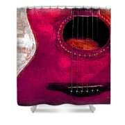 Music Time Shower Curtain