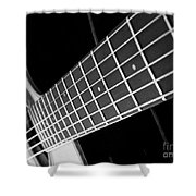 Music To My Soul Shower Curtain