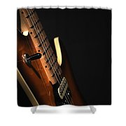 Musical Essence Shower Curtain
