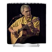 Musician And Songwriter Verlon Thompson Shower Curtain