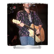 Musician Billy Ray Cyrus Shower Curtain