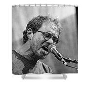 Musicians Warren Zevon Shower Curtain