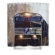Mustang 7699 Shower Curtain