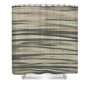 Muted Shades Shower Curtain