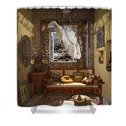 My Art In The Interior Decoration - Morocco - Elena Yakubovich Shower Curtain