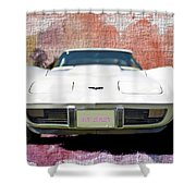 My Baby - Featured In Vehicle Enthusiasts Group Shower Curtain
