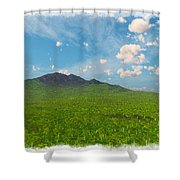 My Earth Our Earth... Shower Curtain