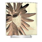 My First Sunflower Shower Curtain