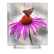 My Flower Shower Curtain