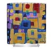 My Jazz N Blues 1 Shower Curtain