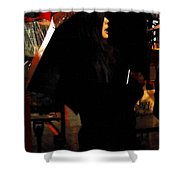 My Little China Girl Shower Curtain