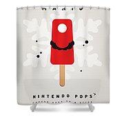 My Nintendo Ice Pop - Mario Shower Curtain