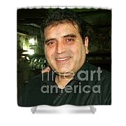 My Paintings Shower Curtain