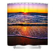 My Peaceful Place Shower Curtain