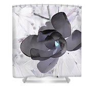 My Steel Magnolia Shower Curtain