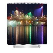My Toronto. Shower Curtain