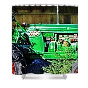 My Tractor Shower Curtain