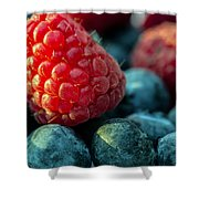 My Very Berry Shower Curtain