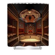Myerson Symphony Center Auditorium - Dallas Shower Curtain