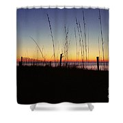 Myrtle Beach Sunrise Shower Curtain