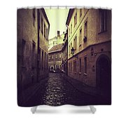 Mysteries Abound Shower Curtain