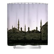 Mysterious Istanbul Shower Curtain