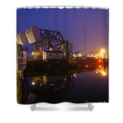 Mystic Icon Shower Curtain