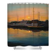 Mystic Morning Shower Curtain