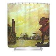 Mythology Shower Curtain
