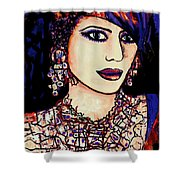 Nadira Shower Curtain