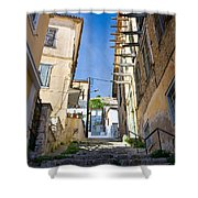 Nafplio Shower Curtain