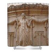 Naga  Shower Curtain