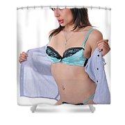 Nakita15 Shower Curtain