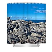 Napili 111 Shower Curtain